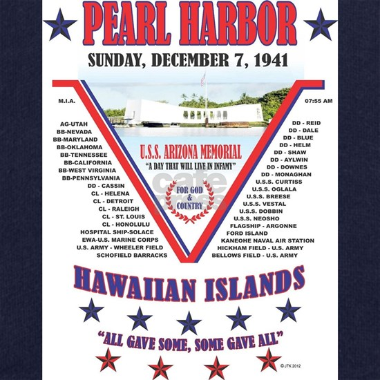 PEARL HARBOR DECEMBER 7, 1941