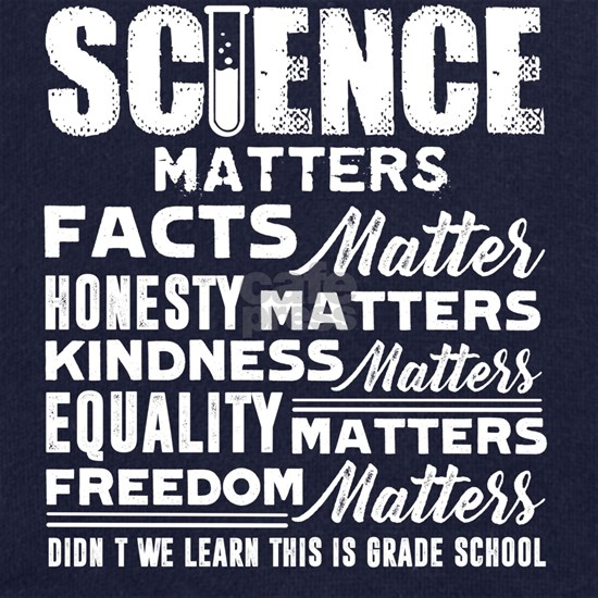 Science Matters Tshirt