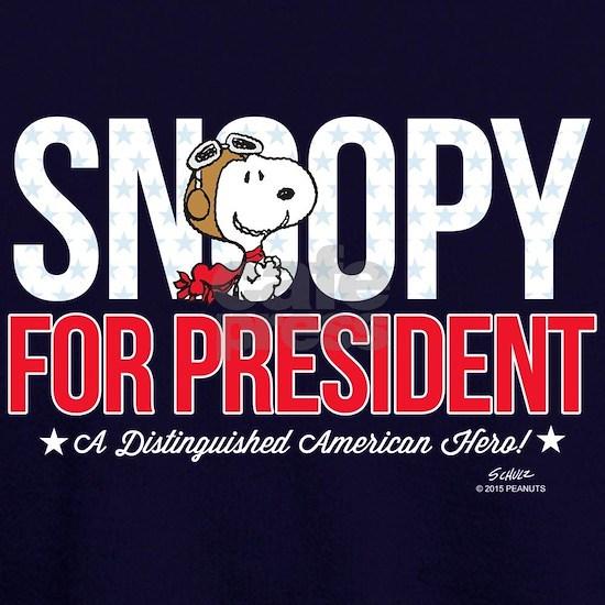 Snoopy for President - Dark