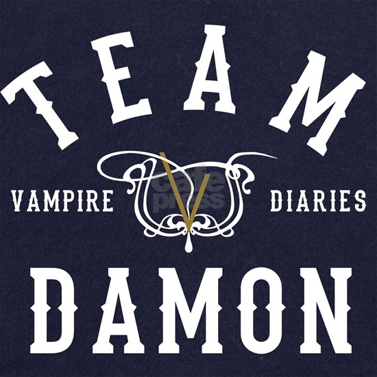 Team Damon Vampire Diaries