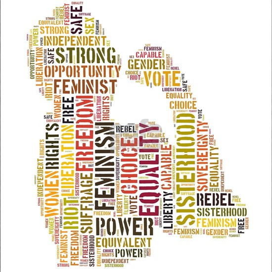 Feminism equals Strength
