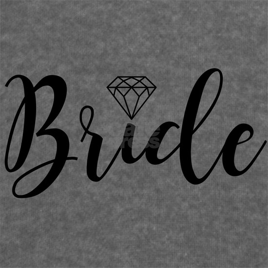 Chic Typography - Bride