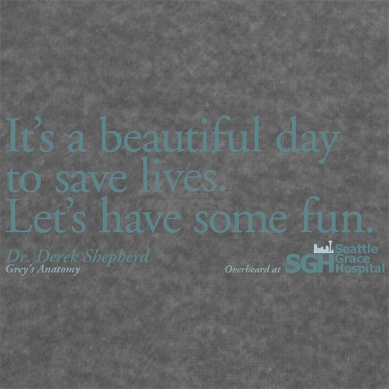Derek Shepherd - Save Lives