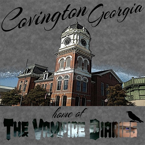 Covington Georgia Home of The Vampire Diaries