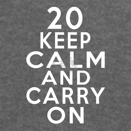 20 Keep Calm And Carry On Birthday