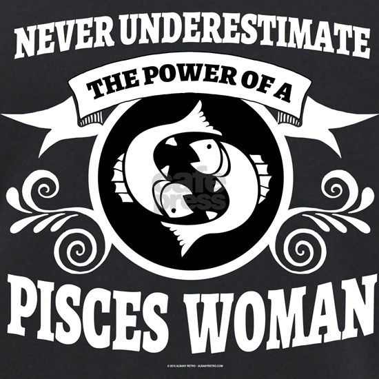 'Pisces Woman' T-Shirts