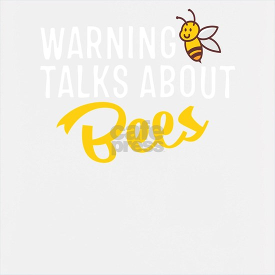 warning talks about bees gift