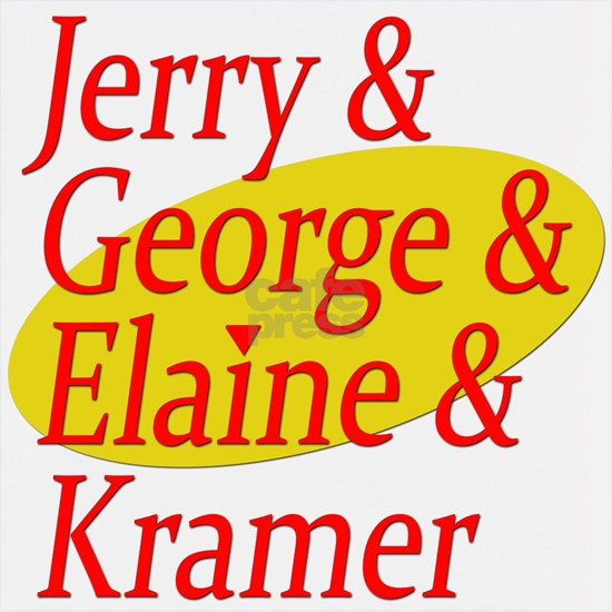 jerry and george and