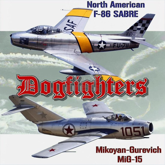 Dogfighters: F-86 vs MiG-15