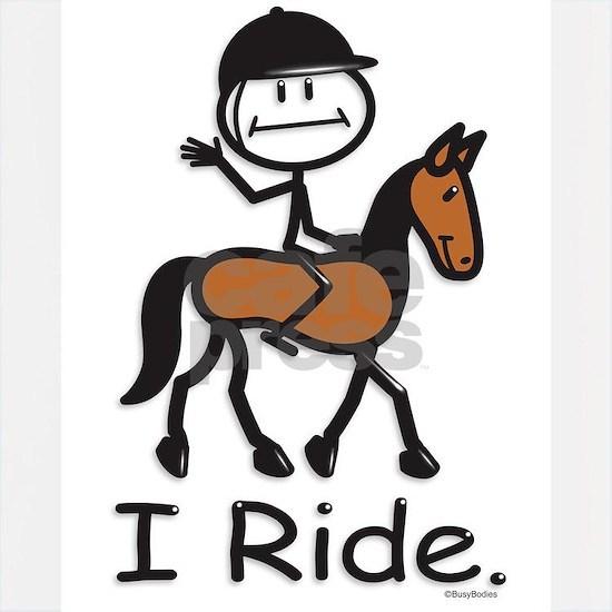 Horse-RideEnglish