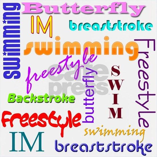 swimming words lite