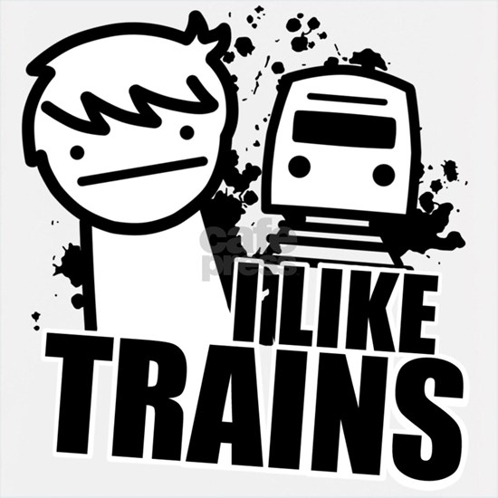 I Like Trains!