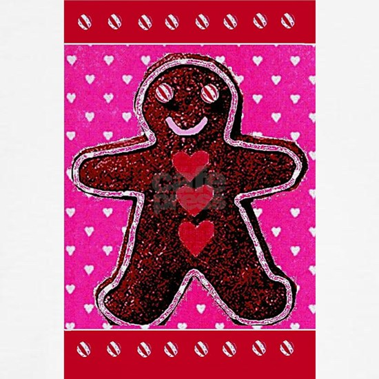 cute candy christmas Ginergerbread man