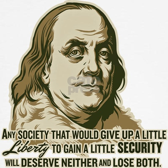 Ben Franklin On Security