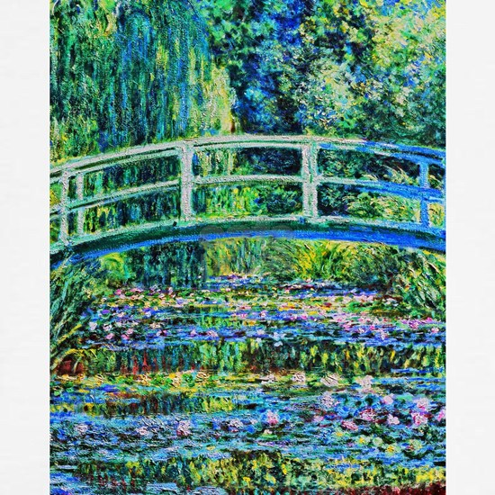 Monet - Water Lily Pond