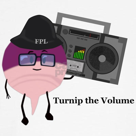 Turnip The Volume
