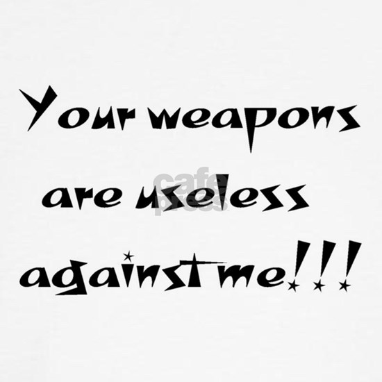weaponsuselesspositive