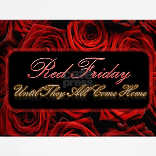 Red Friday Roses