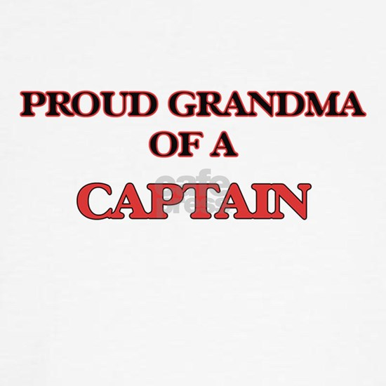 Proud Grandma of a Captain