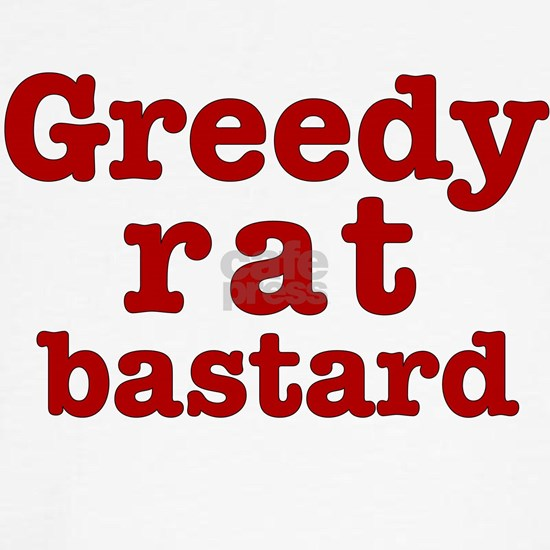 Greedy rat
