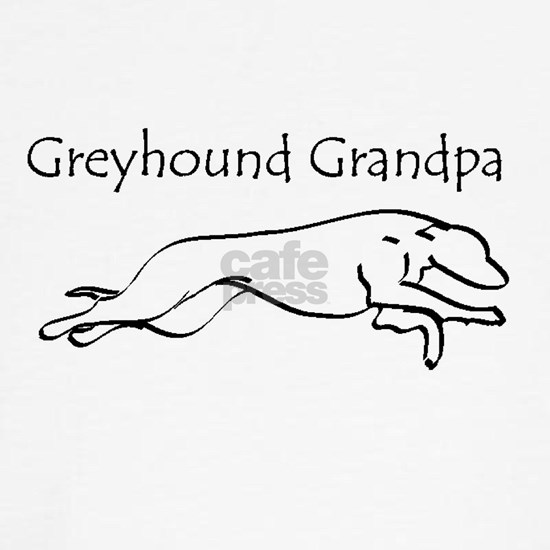 Greyhound Grandpa