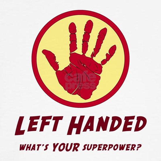 Left Handed Super Power