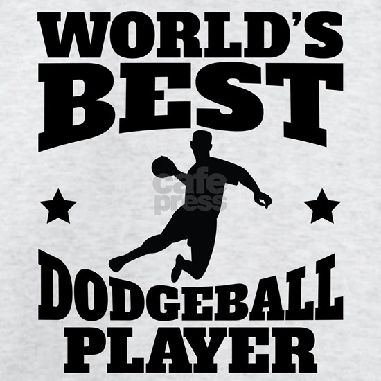 Worlds Best Dodgeball Player