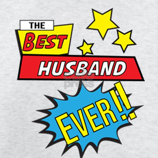 The best husband ever pop art comic book