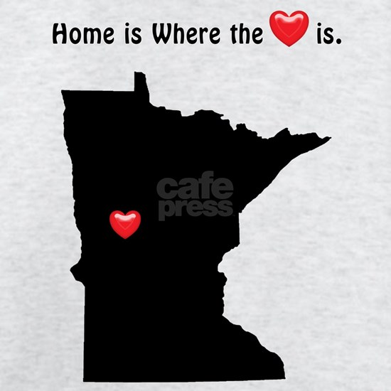 MINNESOTA Home is Where the Heart Is