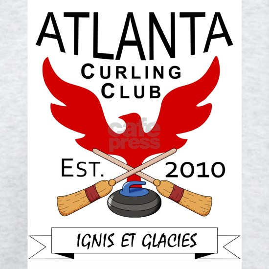 Atlanta Curling Club Color Logo