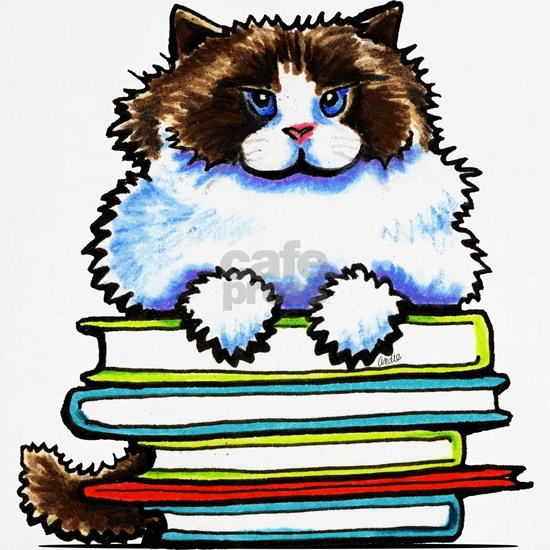 Ragdoll Cat Books