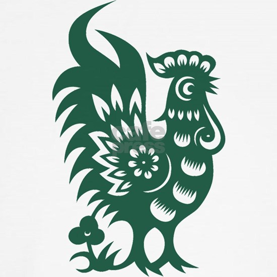 Rooster Chinese Astrological Zodiac Sign East Asia