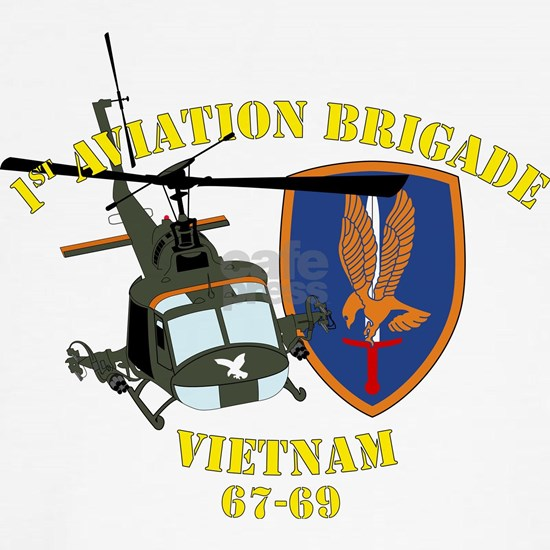 1st Aviation Brigade - Vietnam