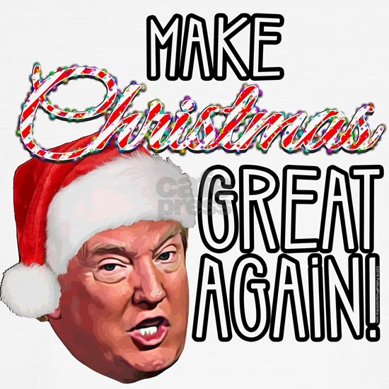 Donald Trump Great Christmas