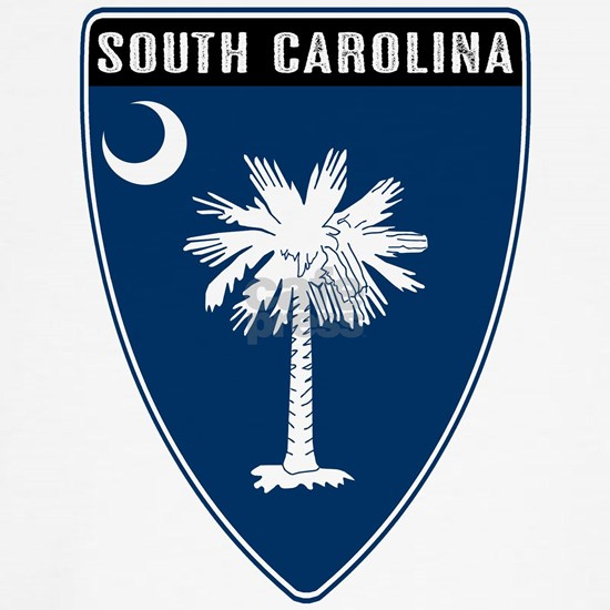 South Carolina Shield
