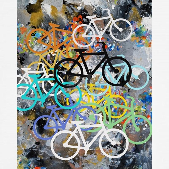 Bicycles Art