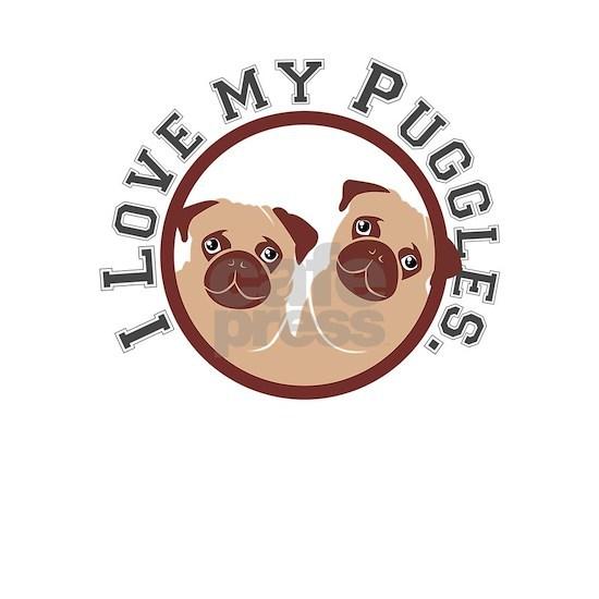i love my puggles