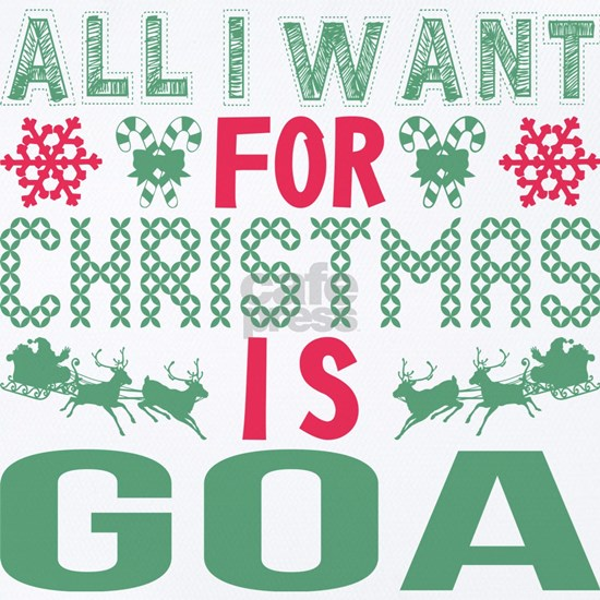 All I Want Christmas Goa Holidays