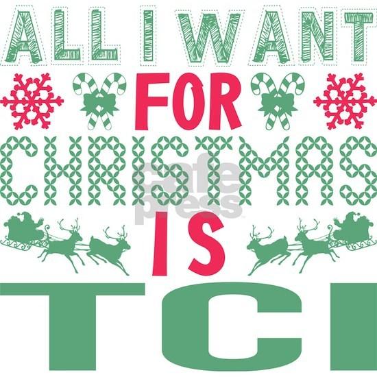 All I Want Christmas TCI Holidays