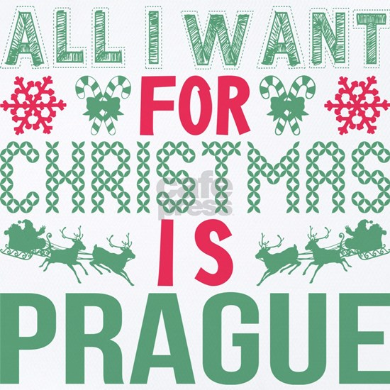 All I Want Christmas Prague Holidays