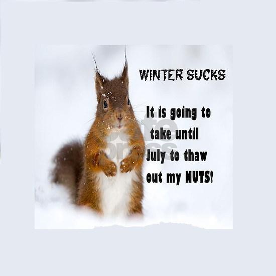 Winter Sucks humor