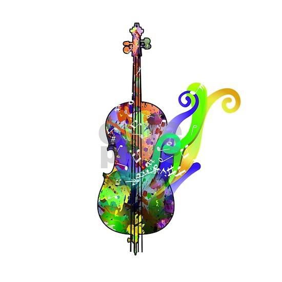 Music violin artist