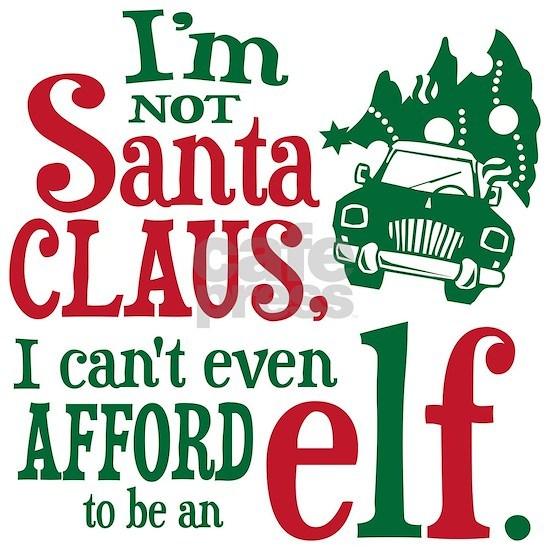 Not Santa Claus