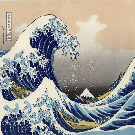japanese ukiyo great wave