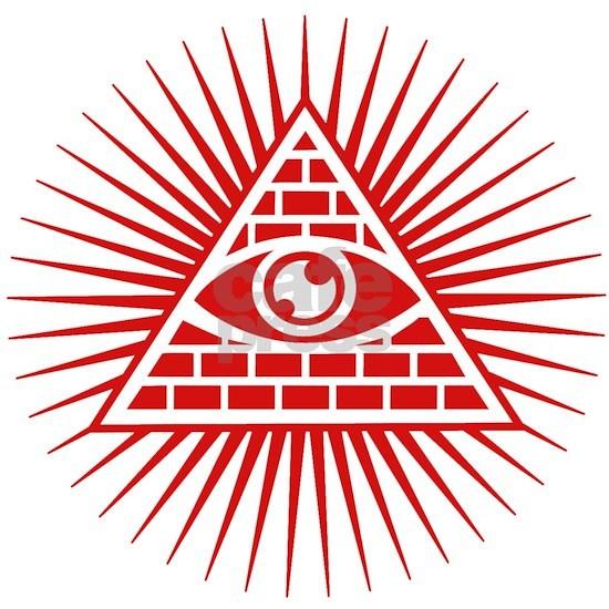 Eye in the Pyramid - symbol of Omniscience
