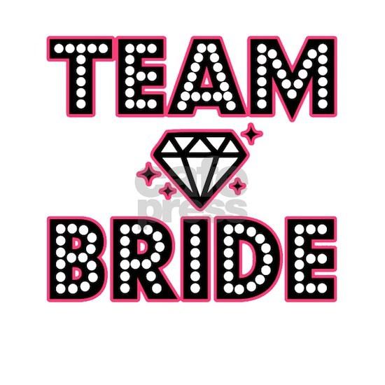 Team Bride Bridesmaid Bachelorette party shirt