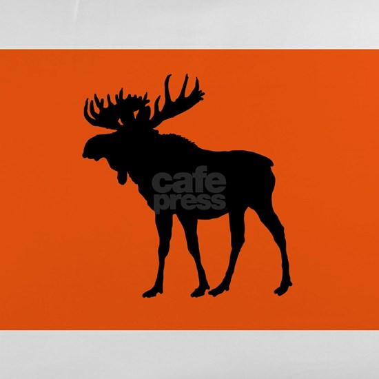 Moose: Hunter Orange
