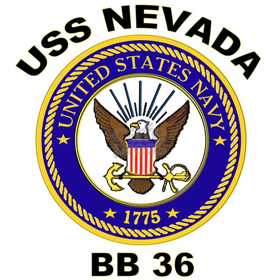 USS NEVADA BB 36 TRANS