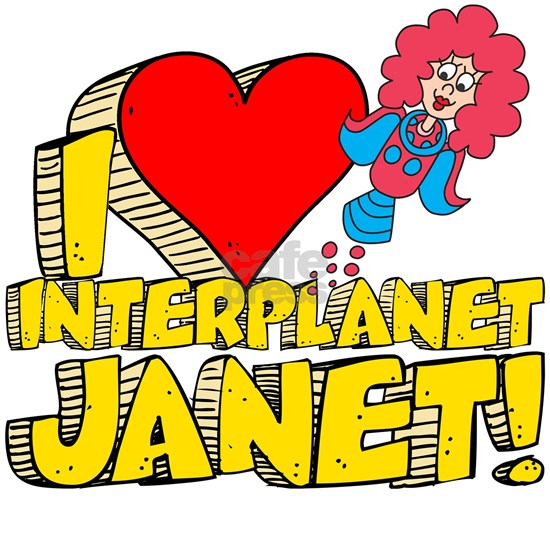 I Heart Interplanet Janet! - Schoolhouse Rock!