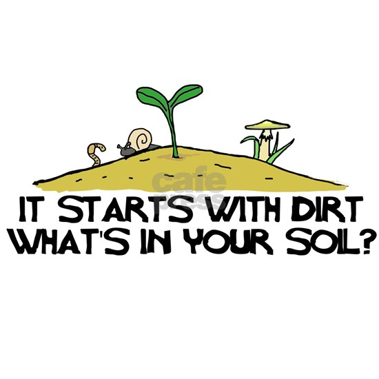 Whats In Your Soil (Light)